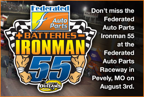 Federated Racing Dirt Track Schedule