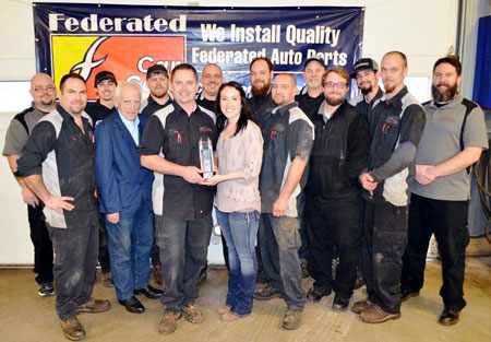Federated Shop of the Year, Roy's Autoworks