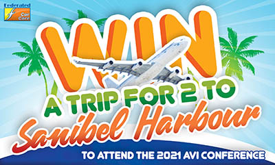 Win a Trip to the AVI Training Conference in Florida