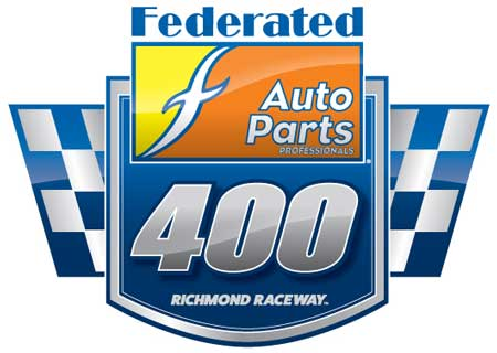 2017 Federated 400 Logo
