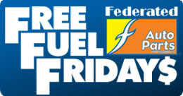 Federated Free Fuel Fridays