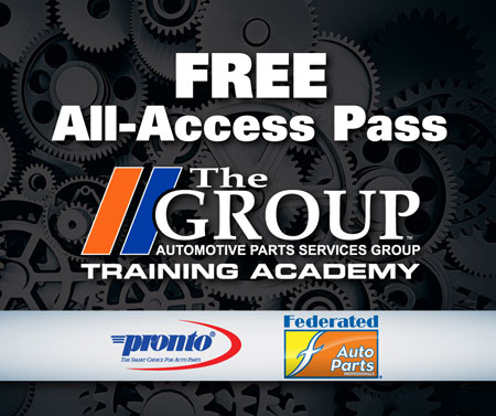 The Group Training Academy All Access Pass info