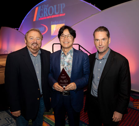 Jim Zhang Inducted into Federated Vendor Hall of Fame
