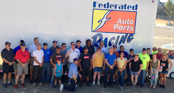 Vaca Valley Auto Parts Customers Get Dirty with Kenny
