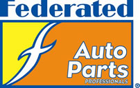 Federated Auto Parts Logo
