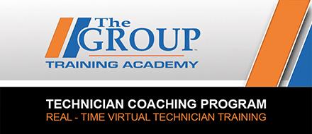 The Group Technician Coaching Program